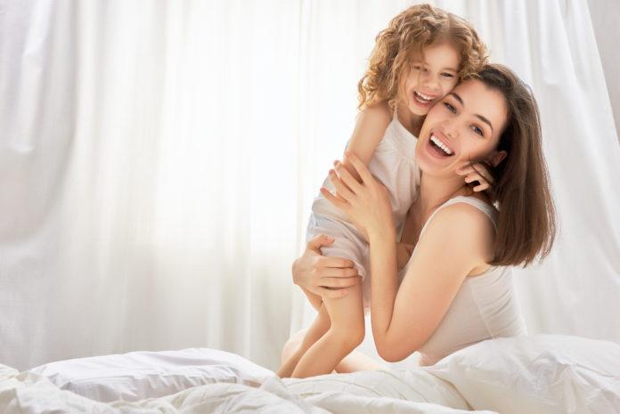 Rodičovský příspěvek - ilustrační foto